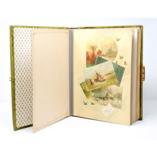 Illustrated Photo Album