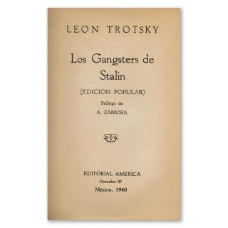 Los Gangsters De Stalin [The Gangsters of Stalin]